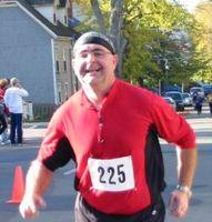 Prince225 au quart-marathon de Bourg la Reine